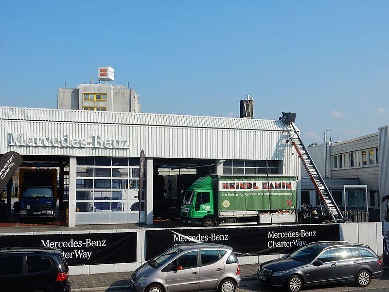 Kaminbauer Nürnberg heindl kamin neue kaminanlage bei mercedes in nürnberg